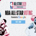 【NBAニュース】2020年NBAオールスター中間発表①