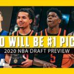 【2020年ドラフト】大胆予想!NBA2020年のドラフト候補選手は??④