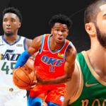 【NBAニュース】勝率で見るNBAのパワーバランス(NBA勝率ランキング)W12