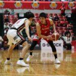 【Bリーグ|NEWS】名古屋の安藤周人選手がBリーグ個人通算400本の3Pを成功