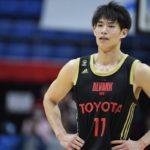 【Bリーグ|NEWS】東京の須田侑太郎がBリーグ通算1,000得点を達成