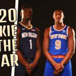 【NBAニュース】2019-20年シーズンに活躍を見せるルーキー達