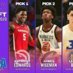 【2020年ドラフト決定版】大胆予想!NBAドラフト2020のドラフト候補選手は??