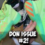 【NBAバッシュ】ドノバン・ミッチェルガ最新バッシュを夏に発売