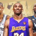 【NBAニュース】2020年NBA殿堂入り選手の紹介
