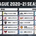 【Bリーグ|NEWS】B.LEAGUE 2020-21シーズンは2地区での開催決定
