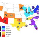 【NBAチーム一覧】NBAの6ディビジョン全30チームを紹介