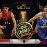 【FIBAニュース】FIBAワールドカップ2023の日程決定