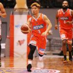 【Bリーグ|NEWS】ディフェンシブポイントガードとして活躍する岡本飛竜選手が新潟アルビレックスBBへ移籍表明