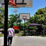 自粛中でもバスケがしたい!!ひとりでバスケットボールができる公園3選(庄内編)