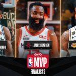 【NBAニュース】NBAアワーズ2020年最終候補者3名が決まる