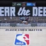【NBAニュース】NBAプレイオフ3試合がボイコットにより延期に