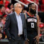 【NBAニュース】マイク・ダントーニHCがロケッツを退団へ