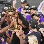 【NBAファイナル】ロサンゼルスレイカーズ優勝に学ぶ2Pジャンパーのメリット