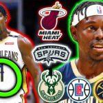 【NBAニュース】ペリカンズのドリュー・ホリデー獲得に10チームが興味
