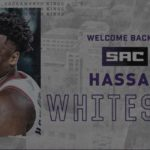 【NBAニュース】ハッサン・ホワイトサイドがキングス復帰