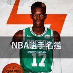 【NBA選手名鑑|デニス・シュルーダー】185㎝のチームの起爆剤