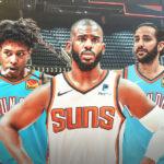 【NBAニュース】2020年トレード解禁!クリス・ポールがサンズに移籍