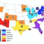 NBAの全チームカラーや特徴、場所をまとめて紹介!