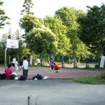 都内でバスケができる公園 3選【バスケ好き必見】