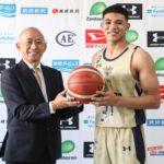 【Bリーグ|NEWS】現役高校生のハーパージャンジュニア選手が琉球へ特別指定選手として加入