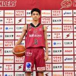 【Bリーグ|NEWS】現役高校生の米須玲音選手が川崎へ特別指定選手として加入
