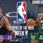 【NBAニュース】第7週の週間最優秀選手にディアロンフォックスとヤニスアデクトンボが選出