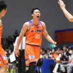 【Bリーグ|NEWS】沖縄の今村佳太選手がBリーグ個人通算1,000得点を達成