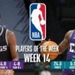 【NBAニュース】第14週の週間最優秀選手にディアーロンフォックスとテリーロジアーが選出