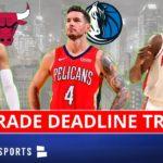 【NBAニュース】2021年トレード期限までに成立した主要トレード