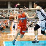 【Bリーグ|NEWS】海外経験を持つポイントガード・田渡凌選手が三遠へ移籍表明