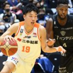 【Bリーグ|NEWS】日本代表候補への選出経験もある西田優大選手がシーホース三河へ移籍表明