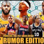 【NBAニュース】レイカーズがルビオ、フィールド、ラウリー、デローザン、ディンウィディー獲得を模索