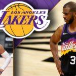 【NBAニュース】レイカーズがラッセル・ウエストブルックとクリス・ポール獲得の模索