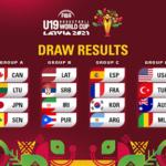 開幕!FIBA U19 Basketball World Cup 2021!