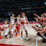 最新のFIBAランキングが発表(2021年8月時点)!女子バスケ日本代表の最新ランキングが発表