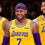 【NBAニュース】ロスアンゼルス・レイカーズにカーメロ・アンソニーとドワイト・ハワードが移籍