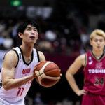【Bリーグ選手名鑑|須田侑太郎】成長を続けるオールラウンドプレイヤーが兼ね備える魅力3選