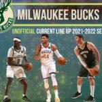【2021-22年NBA戦力分析】ミルウォーキー・バックス