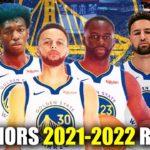 【2021-22年NBA戦力分析】ゴールデンステート・ウォリアーズ