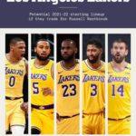 【2021-22年NBA戦力分析】ロスアンゼルス・レイカーズ