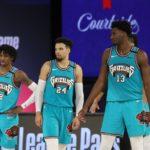 【2021-22年NBA戦力分析】メンフィス・グリズリーズ