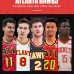 【2021-22年NBA戦力分析】アトランタ・ホークス
