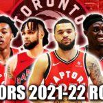 【2021-22年NBA戦力分析】トロント・ラプターズ