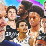 【2021−22年NBA戦力分析】サンアントニオ・スパーズ